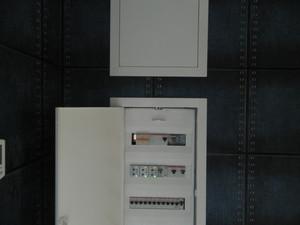 Стоимость электрики за м2